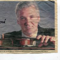 violinist Pinchas Zuckerman